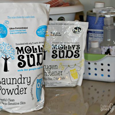 Safe, eco-friendly laundry detergent