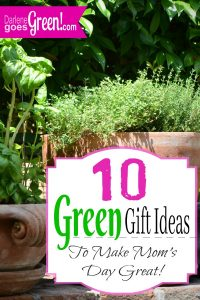 Looking for eco-friendly gifts for mom? Find some of my favorites here https://darlenegoesgreen.com/10-green-gift-ideas-for-mom/