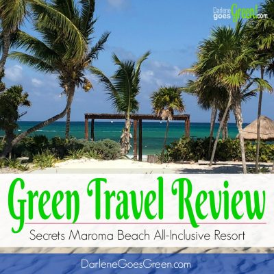 Green Travel Review Secrets Maroma Beach All-Inclusive Mexico Resort